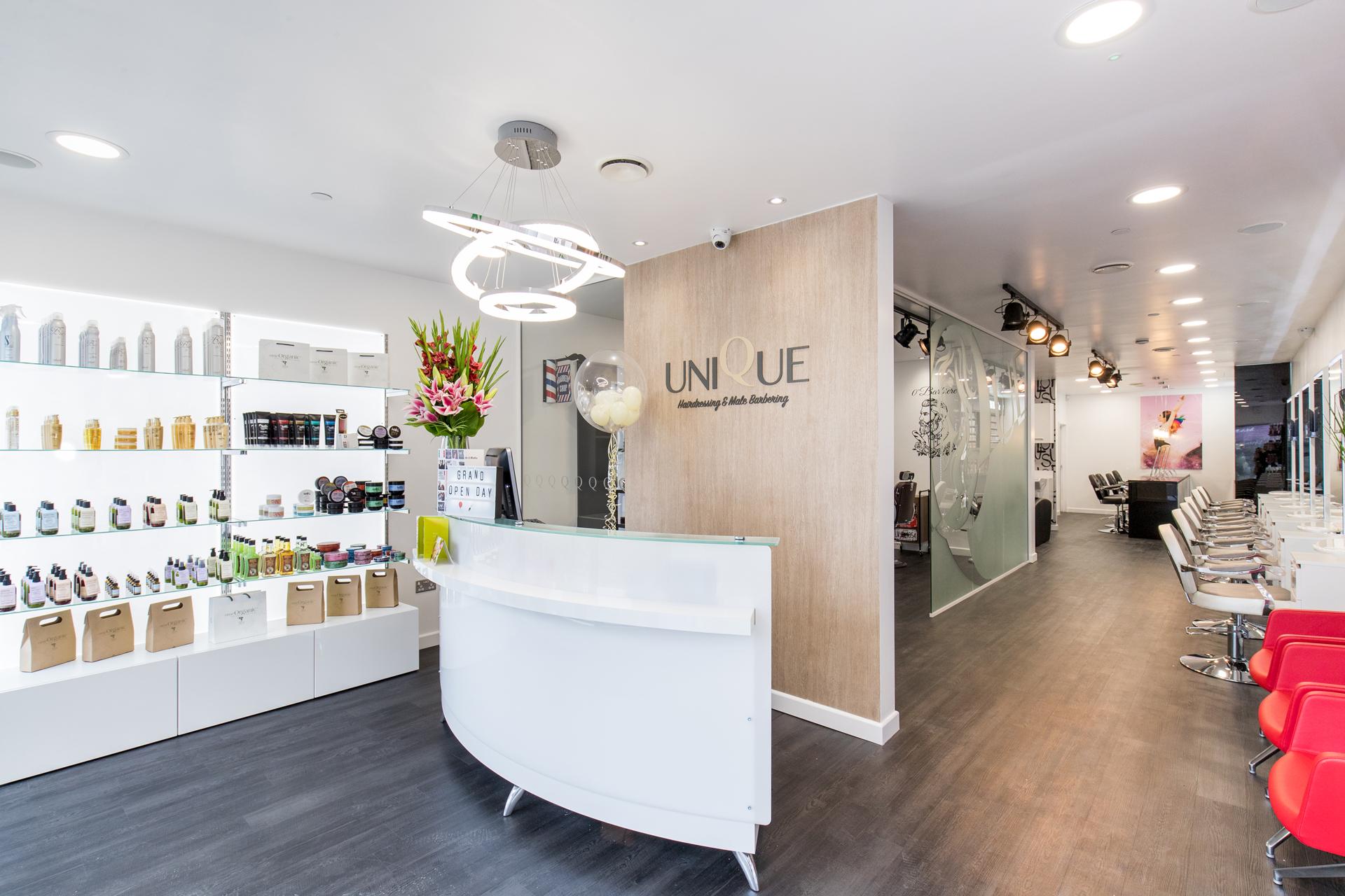womens hair salon