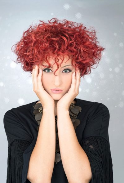 red-perm